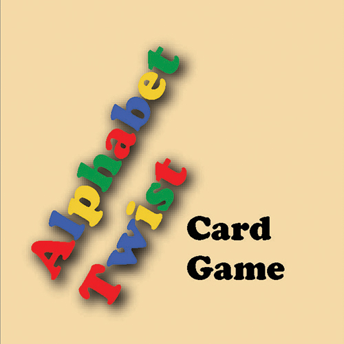 Alphabet Twist Card Game