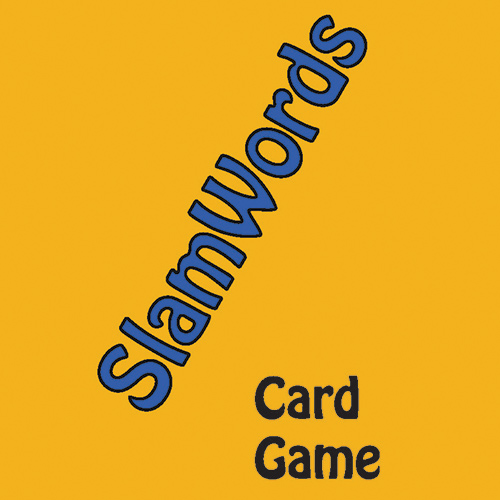 SlamWords card game